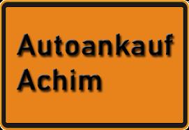 Autoankauf Achim