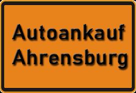 Autoankauf Ahrensburg