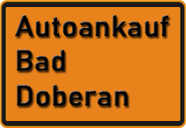 Autoankauf Bad Doberan