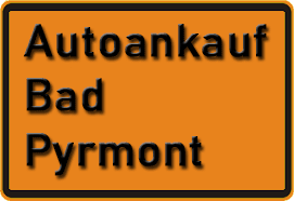 Autoankauf Bad Pyrmont