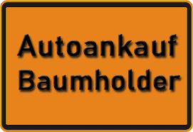 Autoankauf Baumholder