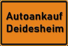 Autoankauf Deidesheim
