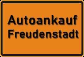 Autoankauf Freudenstadt