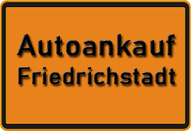 Autoankauf Friedrichstadt