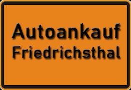 Autoankauf Friedrichsthal