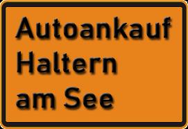 Autoankauf Haltern am See