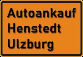 Autoankauf Henstedt-Ulzburg