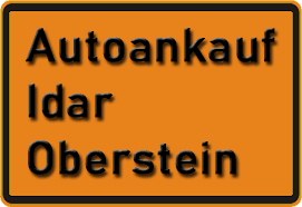 Autoankauf Idar-Oberstein