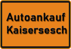 Autoankauf Kaisersesch