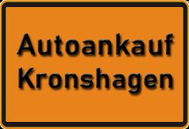 Autoankauf Kronshagen
