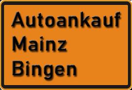 Autoankauf Mainz-Bingen