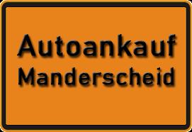 Autoankauf Manderscheid