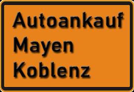 Autoankauf Mayen-Koblenz