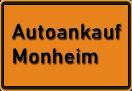 Autoankauf Monheim