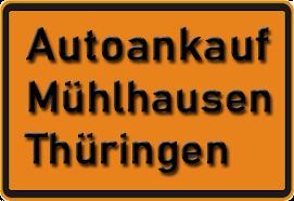 Autoankauf Mühlhausen/Thüringen