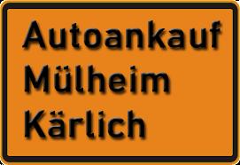 Autoankauf Mülheim-Kärlich