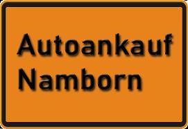 Autoankauf Namborn