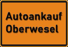 Autoankauf Oberwesel