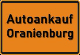 Autoankauf Oranienburg