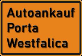 Autoankauf Porta Westfalica