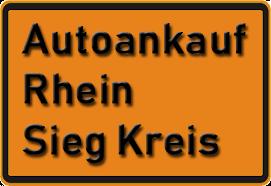 Autoankauf Rhein-Sieg-Kreis