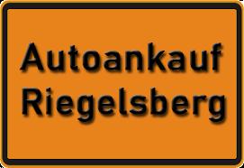 Autoankauf Riegelsberg