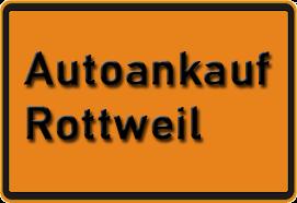 Autoankauf Rottweil