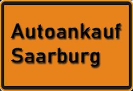 Autoankauf Saarburg