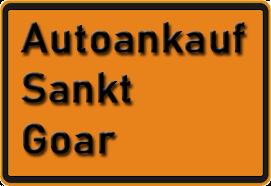 Autoankauf Sankt Goar
