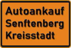 Autoankauf Senftenberg Kreisstadt