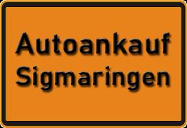 Autoankauf Sigmaringen