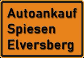 Autoankauf Spiesen-Elversberg