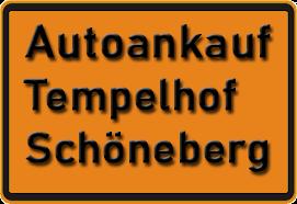 Autoankauf Tempelhof-Schöneberg