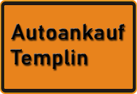 Autoankauf Templin