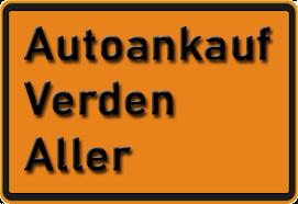 Autoankauf Verden Aller