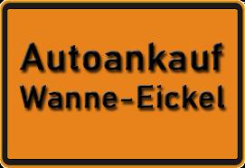 Autoankauf Wanne-Eickel