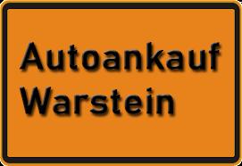 Autoankauf Warstein