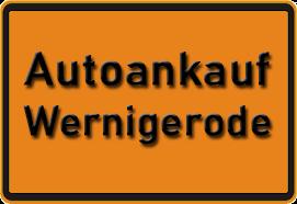 Autoankauf Wernigerode