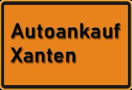 Autoankauf Xanten