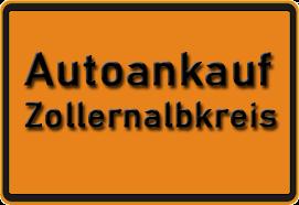 Autoankauf Zollernalbkreis