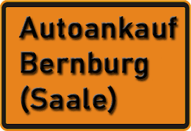 Autoankauf Bernburg (Saale)