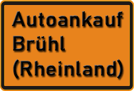 Autoankauf Brühl (Rheinland)
