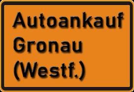 Autoankauf Gronau (Westf.)
