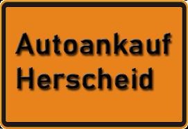 Autoankauf Herscheid