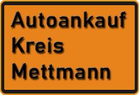 Autoankauf Kreis Mettmann