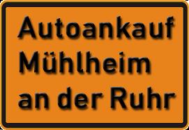 Autoankauf Mülheim an der Ruhr