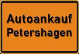 Autoankauf Petershagen