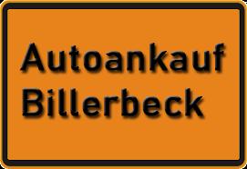 Autoankauf Billerbeck