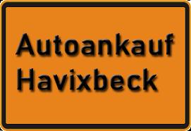 Autoankauf Havixbeck