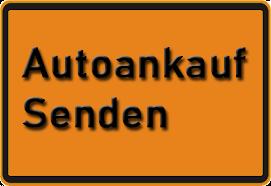 Autoankauf Senden (Westfalen)